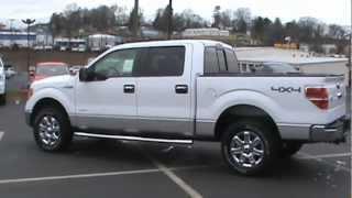 FOR SALE NEW 2013 FORD F-150 XLT 4WD  STK# 30484  www.lcford.com