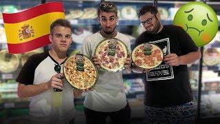 🍕 UNA PIZZA IMBARAZZANTE! 🤮 SIAMO IN SPAGNA! 🇪🇸 | BARCELLONA con FIUS GAMER, TONY TUBO e ENRY