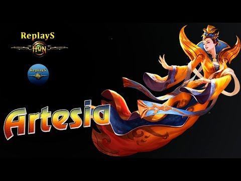 HoN - Artesia - 🇨🇿 katmai90210 Gold I