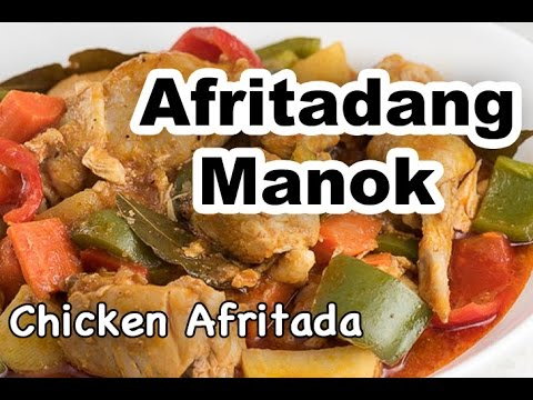 Cooking: How to Cook Chicken Afritada with Bell Pepper by Panlasang Pinoy