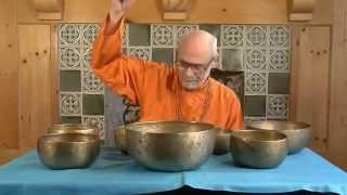 Старинные тибетские поющие чаши. Марк Хэндлер.