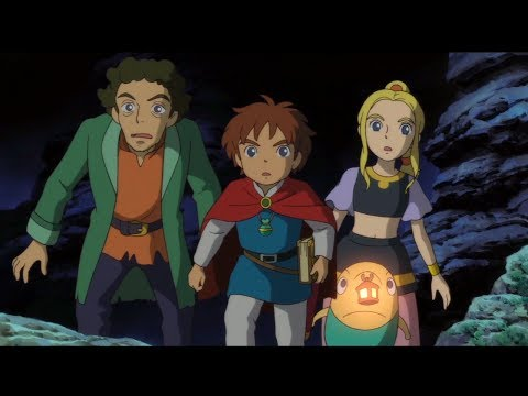 Ni No Kuni: Wrath Of The White Witch - Nevermore [77]