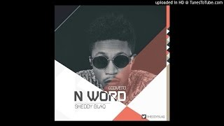 SHEDDY - N WORD (COVER)