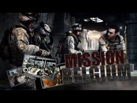 [HD]Mission Belgium :Drop 'Em Like Liquid