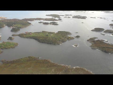 Norwegen zwischen Haugesund und Bergen