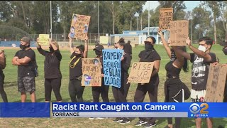 Hundreds Descend On Torrance Park After Woman's Racist Rant At Exercising Asian Woman