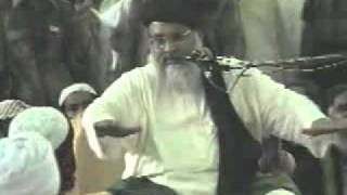 *FULL* Allama Ali Sher Hyderi SHAHEED RA (last Beyan)