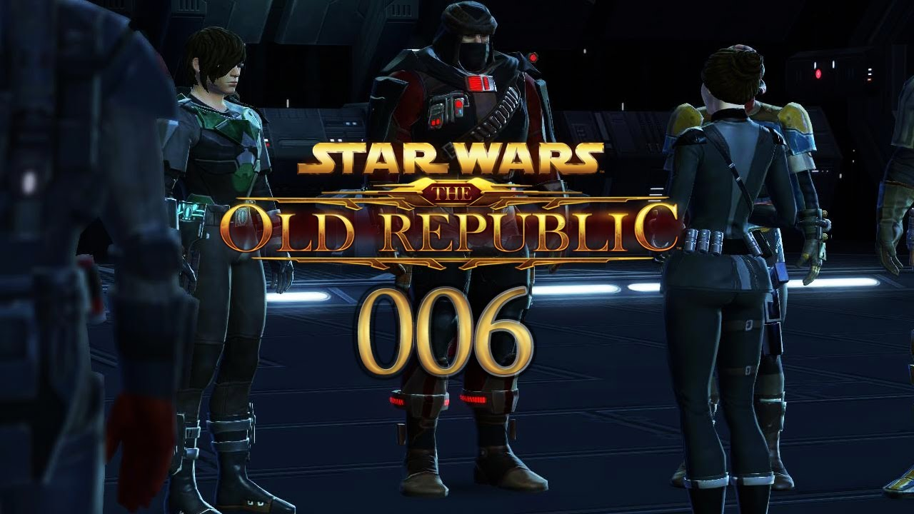 STAR WARS: THE OLD REPUBLIC #006 Flashpoint Black Talon [MMORPG SWTOR Let's Play] - YouTube