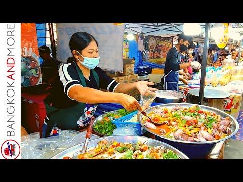 THAI STREET FOOD │Hua Hin Thailand 2020