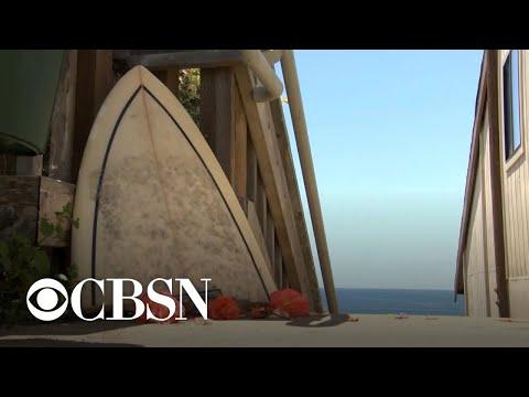 Surfer Killed In Shark Attack At California Beach