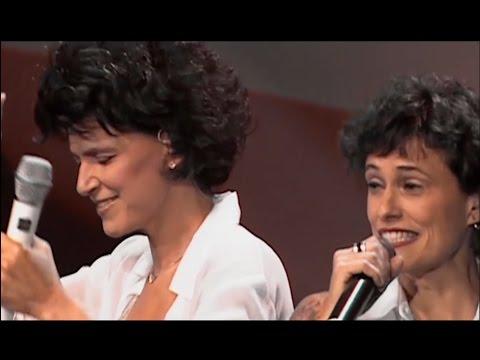 Simone & Zélia Duncan – Amigo É Casa - DVD Completo