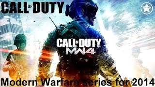 "Call of Duty: MW4  ""Black Smith"" Leak (Modern Warfare 4) MW4 Gameplay Info: Sledgehammer Games"