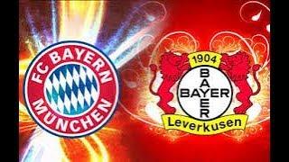 مشاهدة مباراة بايرن ميونخ ضد باير ليفركوزن في الدوري الألماني