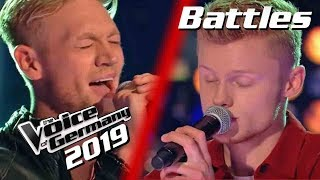 Lewis Capaldi - Hold Me While You Wait (Oliver vs. Niklas) | The Voice of Germany 2019 | Battles