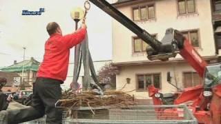 Le retour de la cigogne à Obernai?