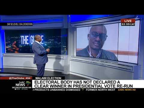 Daniel Mababa on Malawi's opposition leader Lazarus Chakwera
