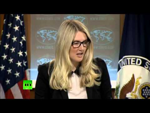 'Pretty Disturbing': 37 Minutes of State Department Dodging Questions about Gaza