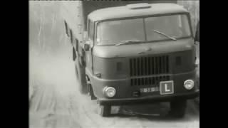 Filme der NVA Teil 27 Militärkraftfahrer von morgen