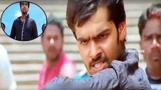 Ram Pothineni Ultimate Entry Scene   Telugu Movies   Vendithera