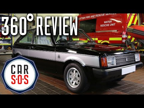 Talbot Sunbeam Lotus 360° VR Car Review | Car S.O.S