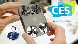CES 2020: Selfie Drone, Sony Vision-S & more...