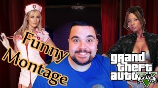 GTA V Funny Montage Si Ritorna Nello Strip Club