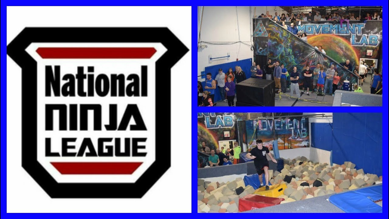 National Ninja League Qualifier: M Lab New Jersey