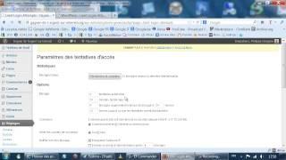 Wordpress sécurité - Comment sécuriser son blog Wordpress