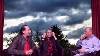 Radio VHR: Stefan Zauner + Petra Manuela im Interview
