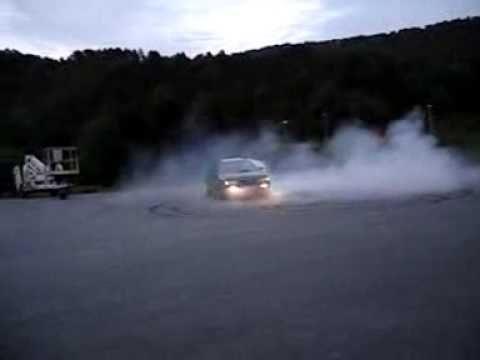 Audi Quattro burnouts S2 RS2 UR Big Turbo