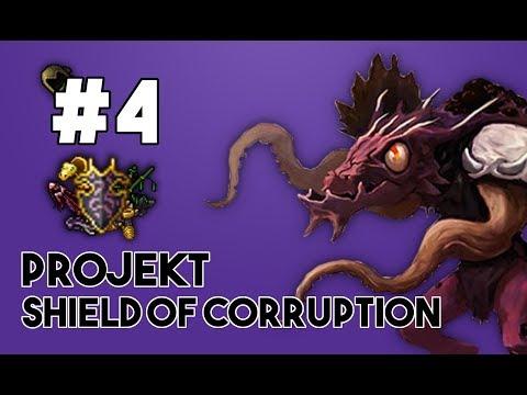 [PL] Tibia   Projekt Shield of Corruption   Hełmem i Mieczem #4 (Draken Abomination Prey Loot 10/10)