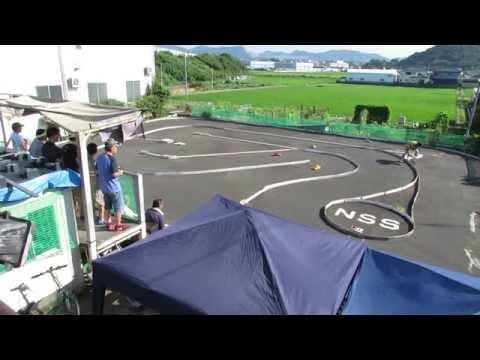 NSS月例レース・ミニクラスAメイン決勝 2015.8.9