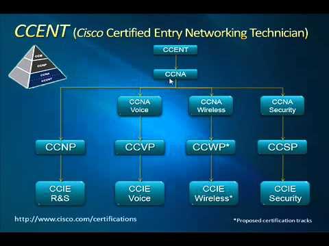 CCENT module 1: Introduction