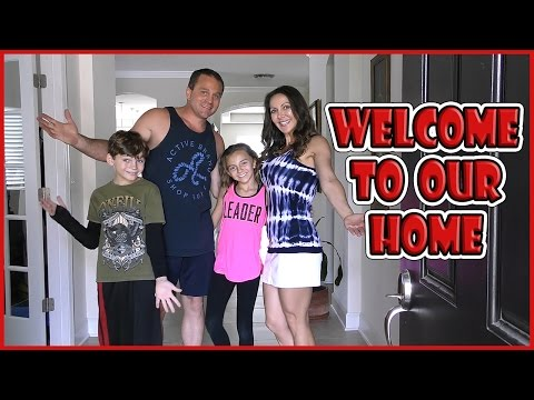 HOUSE TOUR 2016 | We Are The Davises