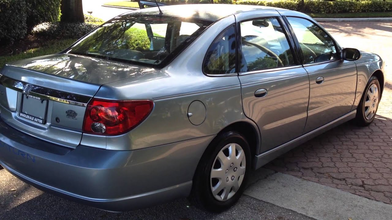 2003 Saturn L200 - View our current inventory at ...