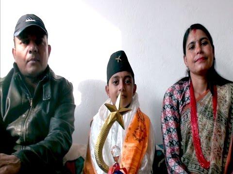 आयुष केसीका बुवा–आमा यसो भन्छन्  |  १० बर्षे बालगायक  Aayush KC Interview