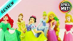 5 X DISNEY PRINZESSINNEN FIGUREN | Schneewittchen, Arielle, Aurora, Cinderella, Belle, Rapunzel