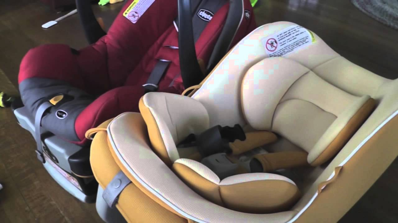 Max Height For Rear Facing Car Seat