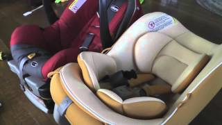 Infant To Convertible Car Seat Upgrade