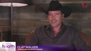 Clay Walker Isn't Slowed Down By Multiple Sclerosis