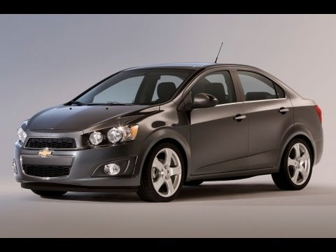 2013 Chevrolet Sonic LT Start Up and Review 1.4 L 4-Cylinder Turbo
