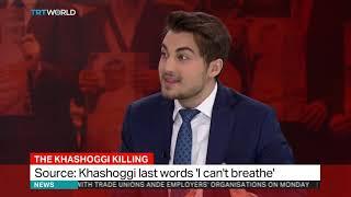 Audio transcript of Jamal Khashoggi's killing revealed thumbnail