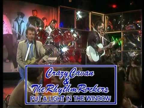 Crazy Cavan & The Rythm Rockers - Put a light in the window 1981