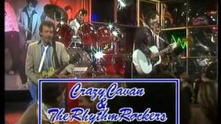 Crazy Cavan & The Rythm Rockers - Put A Light In The Window 1981