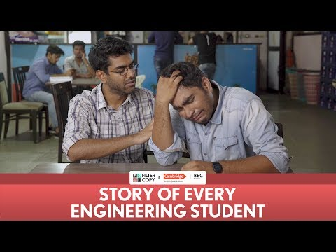FilterCopy | Story Of Every Engineering Student | Ft. Dhruv Sehgal and Viraj Ghelani