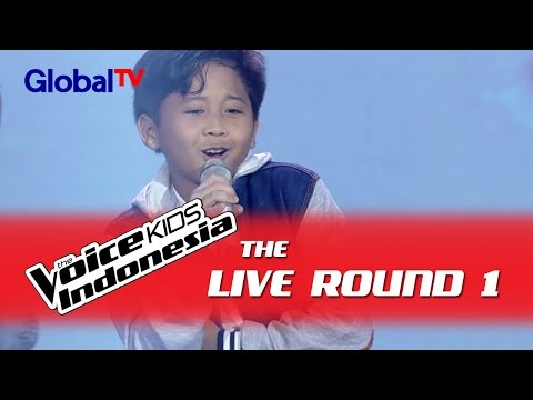 "Alde ""Seberapa Pantas"" I The Live Rounds I The Voice Kids Indonesia GlobalTV 2016"