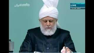 31.12.2010 Ein gesegnetes Jahr für die Ahmadiyya Muslim Jamaat