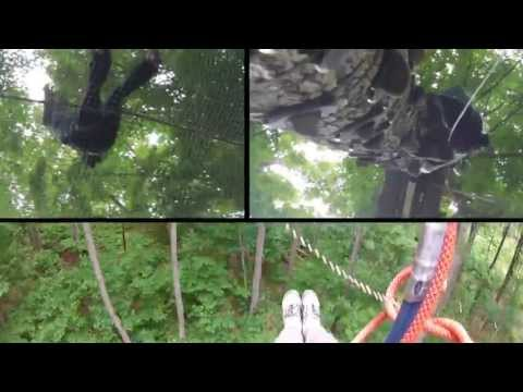 Treetop Trekking Barrie - Official Video