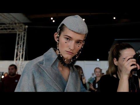 Неделя моды Mercedes-Benz Fashion Week Russia: за кулисами показов
