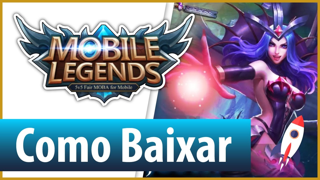 como jogar mobile legends no pc em português   como baixar
